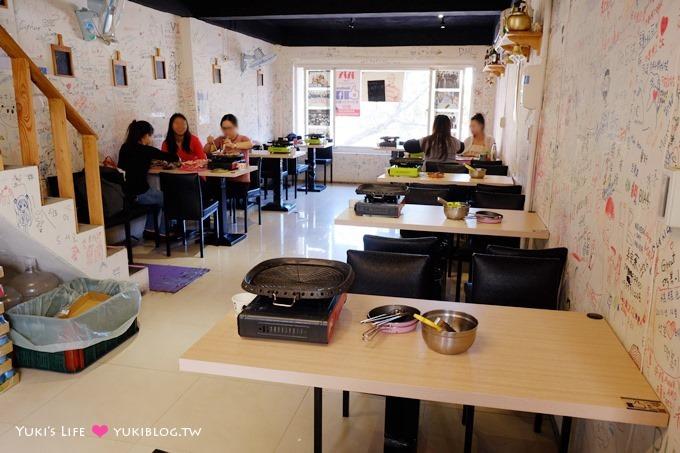 台北公館美食【糕糕在尚韓式料理專賣店】好吃、CP值很高喲!! @公館站 - yukiblog.tw