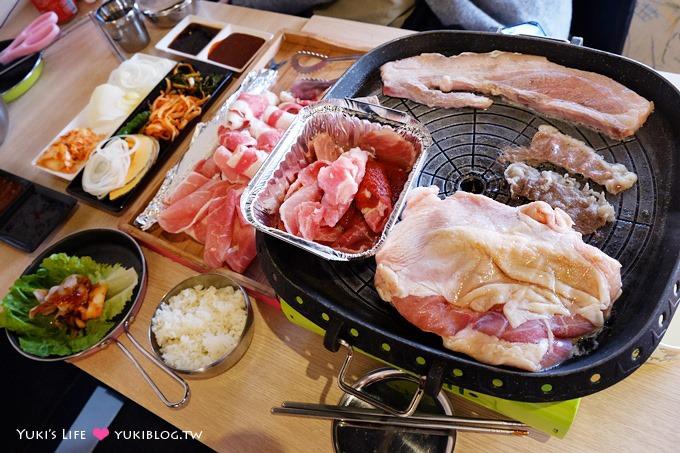 台北公馆美食【糕糕在尚韩式料理专卖店】好吃、CP值很高哟!! @公馆站