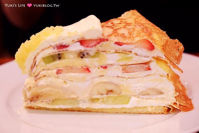大阪旅游【HARBS】日本蛋糕名店●巨人国的梦幻水果甜点下午茶 @难波parks - yukiblog.tw