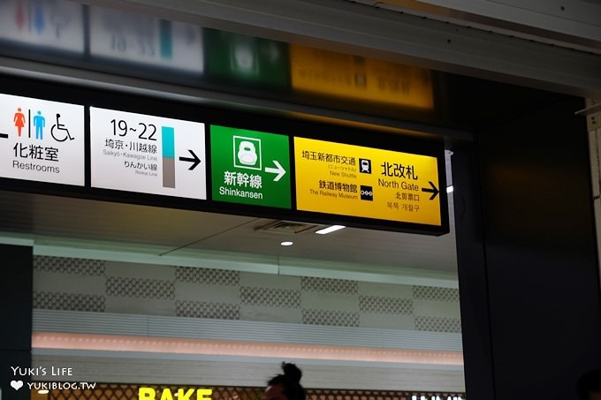 東京親子自由行【大宮鐵道博物館】遊玩攻略×開火車體驗×火車造型便當×CP值高好玩室內景點 - yukiblog.tw
