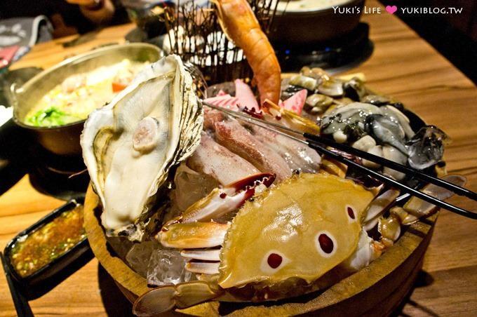 宜蘭五結人氣美食【湯蒸火鍋】海鮮鍋平價超值澎派、生蠔大顆又新鮮! (聚餐好去處)