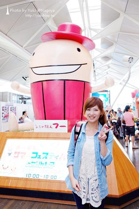 日本●名古屋┃中部國際機場「風の湯」風々茶屋午餐&接送巴士資訊&謎樣的旅人必買伴手禮&展望台