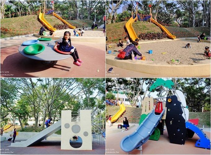 【全台特色公園遊戲場懶人包】熱門免費親子景點×溜滑梯×沙坑~我們野餐玩耍去! - yukiblog.tw