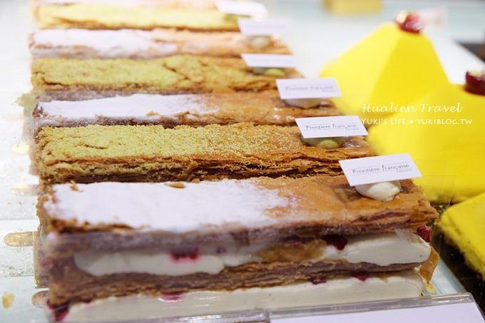 花蓮美食┃邊境法式點心坊 ~ 隱藏版の巷弄精緻甜點下午茶 - yukiblog.tw