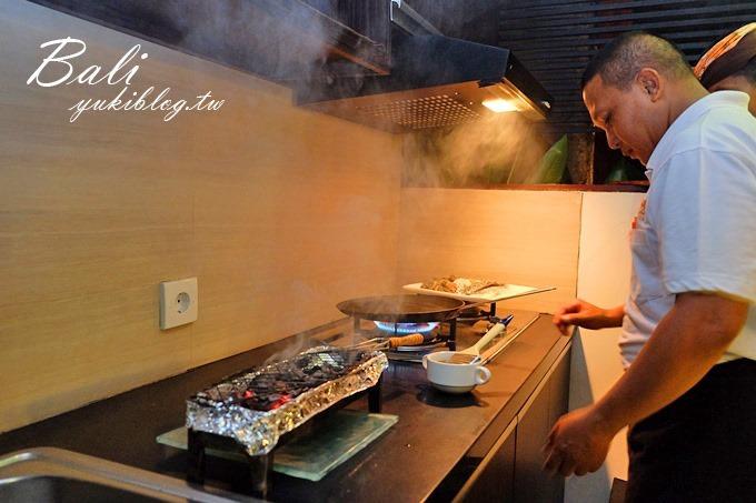 巴里岛/峇里岛水明漾【Jerami Villa哲拉弥别墅】Warung Jerami猪肋排风味餐×专属特厨与房内烛光晚餐 - yukiblog.tw