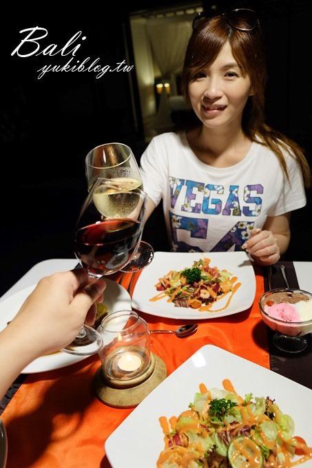 巴里島/峇里島水明漾【Jerami Villa哲拉彌別墅】Warung Jerami豬肋排風味餐×專屬特廚與房內燭光晚餐 - yukiblog.tw