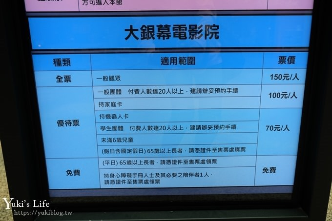 高雄景點【國立科學工藝博物館】CP值超高室內親子景點,好玩互動設施暢遊一整天 - yukiblog.tw