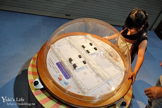 高雄景點【國立科學工藝博物館】CP值超高室內親子景點×好玩互動設施暢遊一整天 - yukiblog.tw