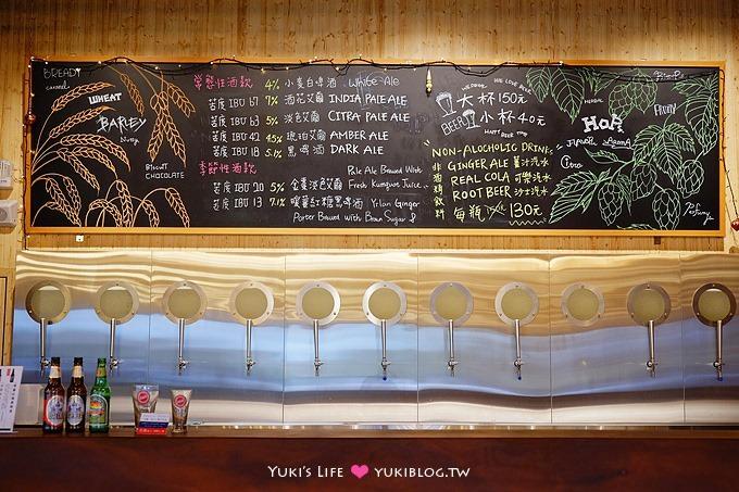宜蘭員山新景點【吉姆老爹啤酒工場】試營運觀光工廠×設有Taproom台灣工藝在地精釀啤酒廠 - yukiblog.tw