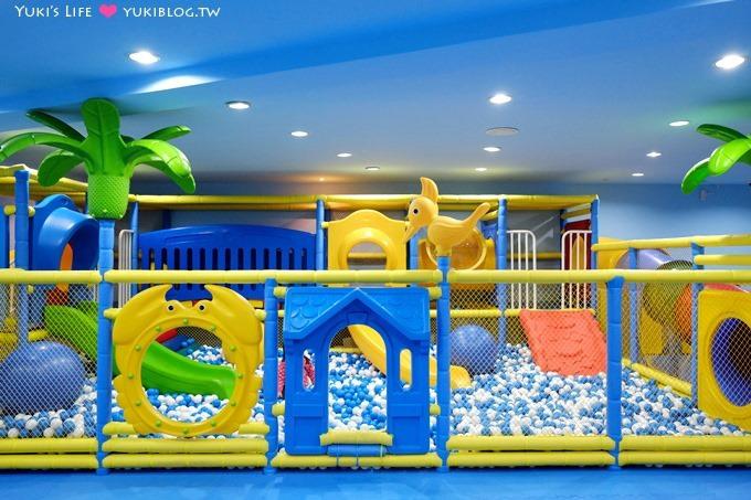 台北親子館【又又星樂園】室內沙池、大球池、廚房扮家家酒~小孩最愛 @西門站 - yukiblog.tw