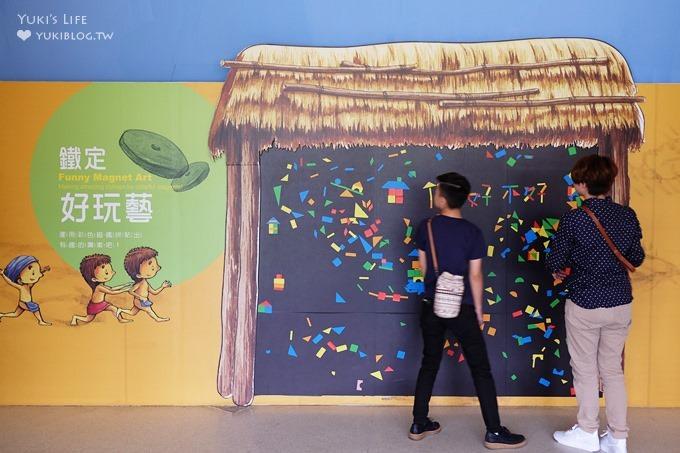 新北市八里熱門親子景點【十三行博物館】文化結合豐富互動設施及3D拍照×戶外遮陽玩沙區大草皮野餐好去處(新北市民、學生、小孩免費) - yukiblog.tw