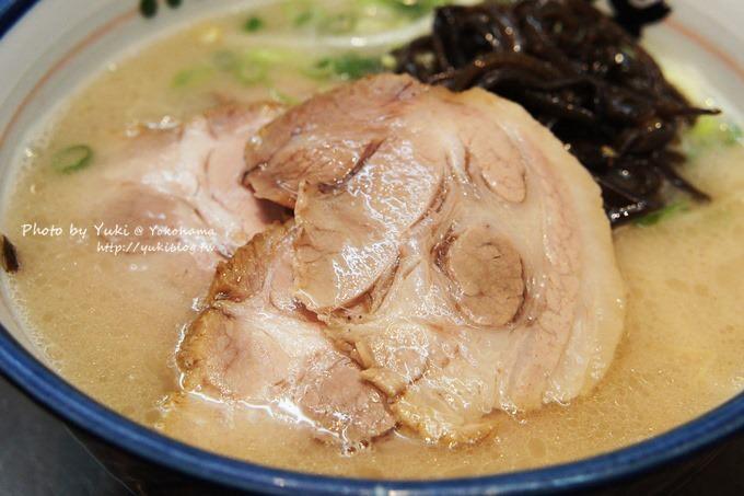 2013日本〈龍上海●赤湯拉麵〉〈麵の坊砦●雞白湯拉麵〉@新橫濱拉麵博物館 - yukiblog.tw