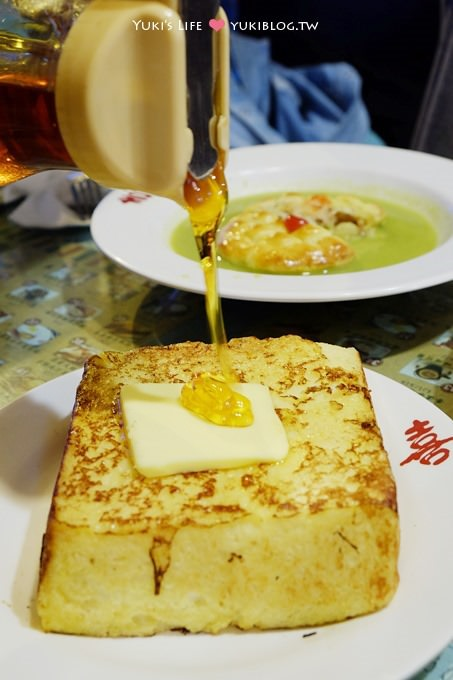 香港銅鑼灣美食【喜喜冰室】超復古茶餐廳 ~ 吃的東西也超特別❤ @銅鑼灣站 - yukiblog.tw