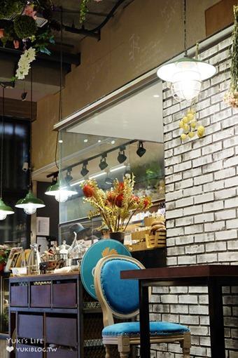 桃園美食【梳子Salud】藝文特區花花世界玻璃屋蔬食餐廳×IG風拍照熱點(停車方便) - yukiblog.tw