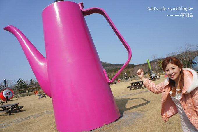 韓國濟洲島旅行【廚具公園】巨人國廚房鍋具●夢幻可愛公園~超殺記憶卡! - yukiblog.tw
