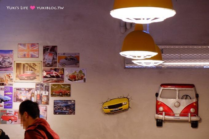 台北公館美食【石頭公石頭火鍋】湯頭美味、料好實在又便宜、美式風格好酷! @公館站 - yukiblog.tw
