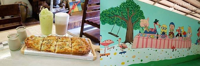 新竹最新3D彩繪步道拍照景點【峨眉湖步道】跟著巨型橘子來趟急流水道之旅(峨眉湖停車場) Yukis Life by yukiblog.tw
