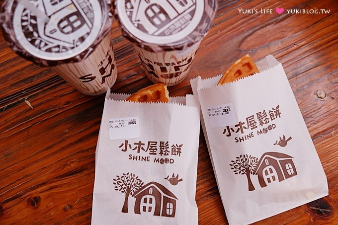 台北美食【台大小木屋鬆餅】口味眾多、便宜美味的校園下午茶 @公館站