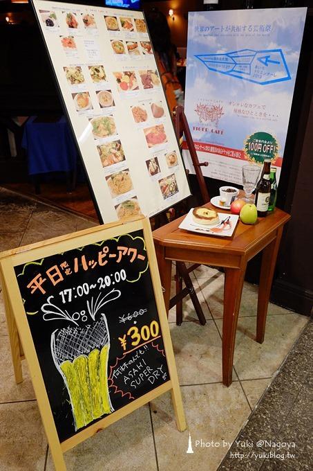 日本名古屋甜點下午茶┃Tiger cafe老虎咖啡‧蛋糕豐富難以抗拒(榮町地下購物街) - yukiblog.tw