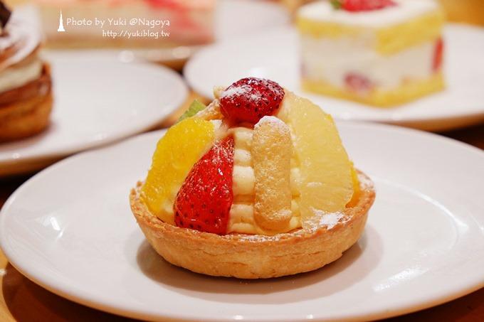 日本名古屋甜點下午茶┃Tiger cafe老虎咖啡‧蛋糕豐富難以抗拒(榮町地下購物街)