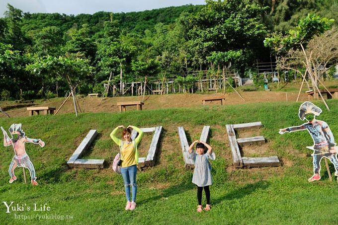 屏東親子景點【阿信巧克力農場】墾丁餵小鹿×巧克力DIY體驗生態之旅×兒童森林遊戲區