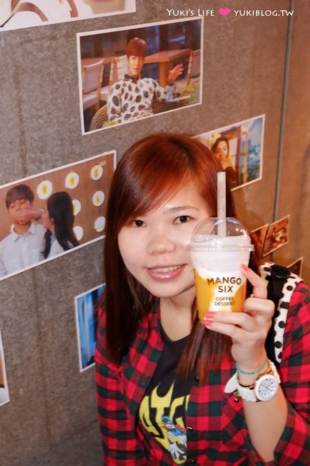 首爾自由行【MANGO SIX】韓劇裡的爆好喝椰奶芒果冰沙(繼承者們、紳士的品格)~❤❤新村 - yukiblog.tw