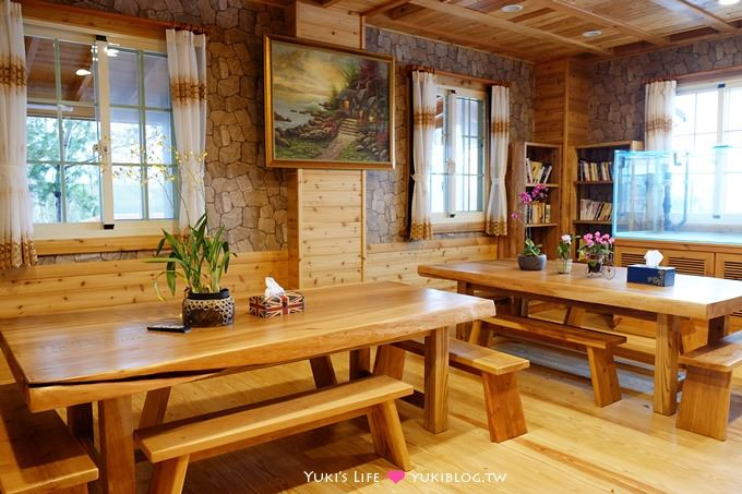 宜蘭住宿推薦【北方札特古堡館】充滿木頭香氣及歐洲旅行氛圍@冬山鄉 - yukiblog.tw