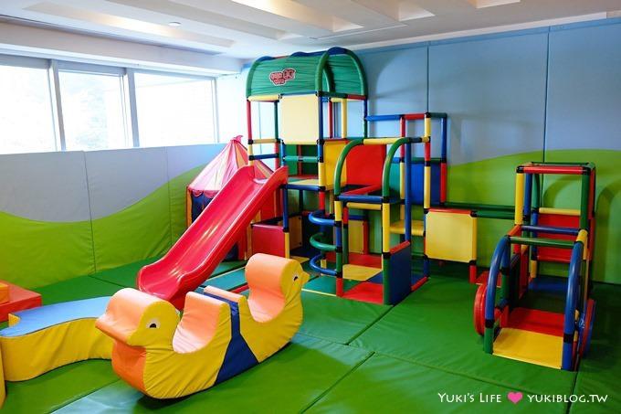 香港饭店推荐【帝景酒店Royal View Hotel】设施篇 ~ 儿童游戏室、空中花园 - yukiblog.tw