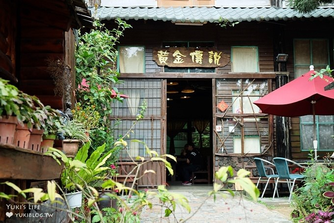 新竹峨眉湖美食下午茶【黃金傳說窯烤麵包】不一樣的乳酪脆皮披薩~皮薄料多好滋味❤ - yukiblog.tw