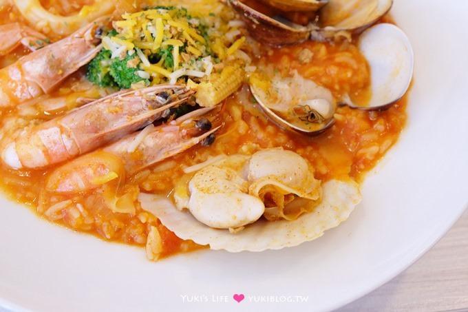 萬華【義窩風Wow Pasta】火車站旁料好實在平價義大利麵、燉飯、下次來吃鬆餅! - yukiblog.tw