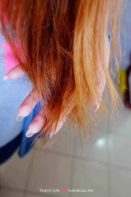 東區【M:激賞髮型】可可棕新髮色(又來染護燙)、義大利OWay純淨護髮劑~即沖快速柔順(超過一個月使用心得) @忠孝敦化站 - yukiblog.tw