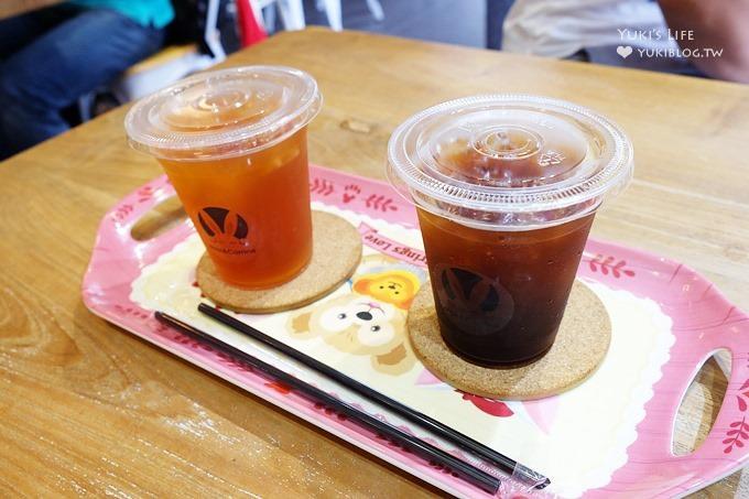 迪士尼機器人餐廳【Max & Corrine coffee】可愛指數爆表的桃園早午餐&下午茶 - yukiblog.tw