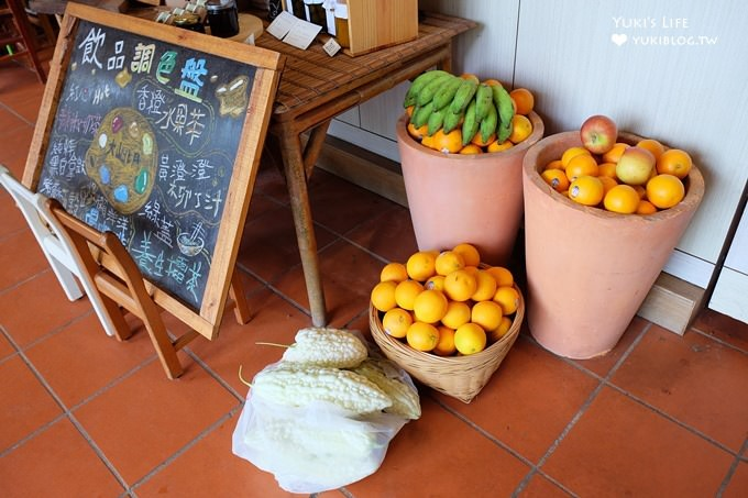 新竹景觀餐廳【大山北月】童趣校園風格草皮景觀餐廳×外拍親子景點 - yukiblog.tw