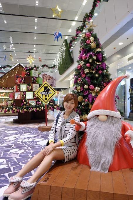 【2013香港聖誕節】繽紛冬日節@將軍澳中心「聖誕瑞典木馬展覽」