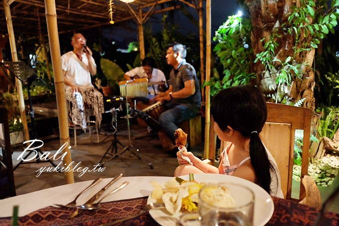 巴里島/峇里島美食【田野間名廚餐廳】桌邊海鮮料理×地道印尼風味餐