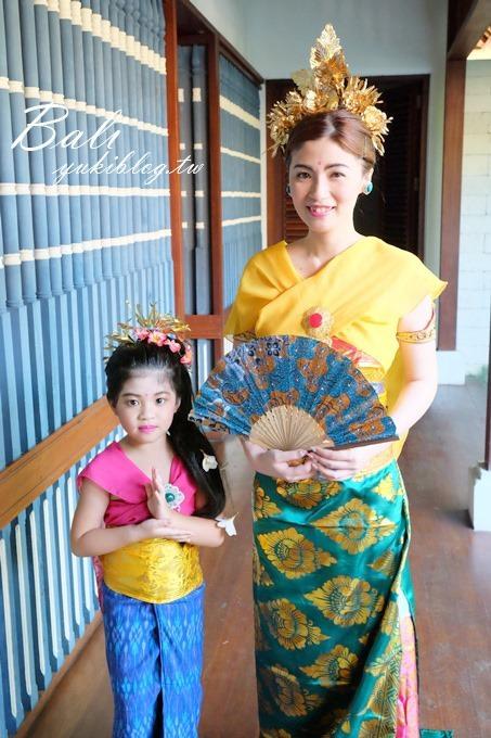 巴里島/峇里島沙努飯店【蘇達瑪拉套房別墅SUDAMALA Suites & Villas】兩人四手SPA&體驗印尼傳統服裝 - yukiblog.tw