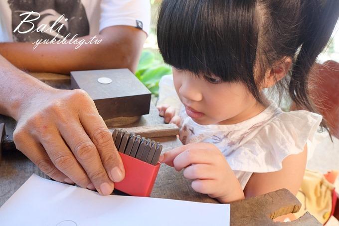 巴里島/峇里島烏布行程推薦【Silver Class銀飾DIY】高評價深度人文體驗必訪景點 - yukiblog.tw