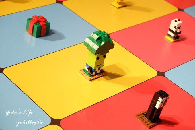 台北免費親子景點【三創桌遊拼積木展】樂高積木池×桌遊盡情玩!創意玩具遊戲區闖關活動!(到2/28) - yukiblog.tw
