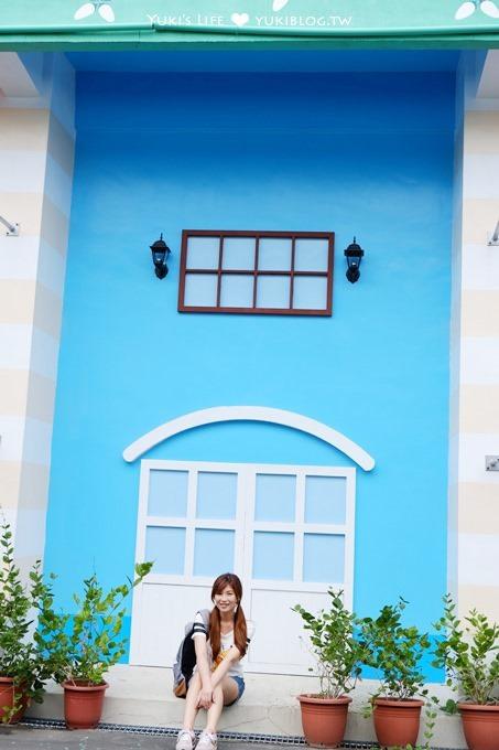 彰化免費景點【茉莉花壇夢想館】貓咪彩色歐風童話村、老穀倉茉莉花主題館 - yukiblog.tw