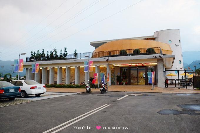 宜蘭新景點【一米特創藝美食館】小朋友來壓冷泉水好開心、台灣在地製作麻糬米食文化館休閒園區(3/4更新) Yukis Life by yukiblog.tw