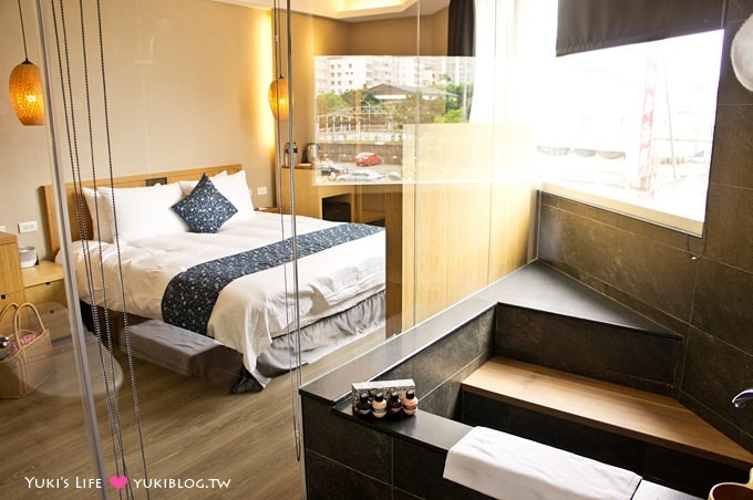 宜蘭礁溪泡湯【東旅湯宿】精緻日式和風溫泉飯店 、波卡拉新品牌姊妹館 - yukiblog.tw