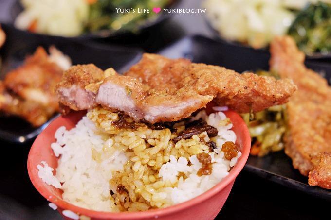 桃園【金園排骨/春日店】西門町古早味這裡也有! たまたま慢食堂旁的午餐套裝行程 - yukiblog.tw