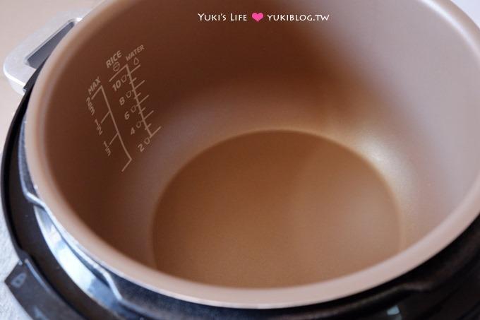 開箱【PHILIPS飛利浦智慧萬用鍋】手指動一動.輕鬆上好菜~超省時省力!! (多道家常簡單料理過程分享) - yukiblog.tw