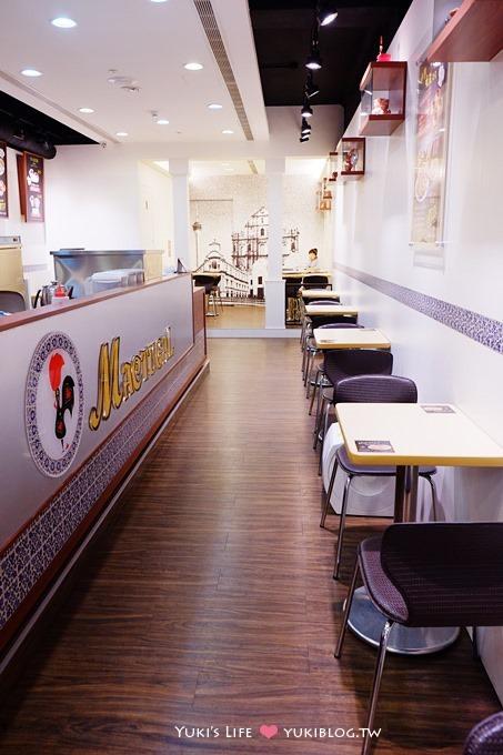 【永康街美食】Mactugal澳譽葡澳門豬扒包‧與法國麵包的結合❤(近東門站) - yukiblog.tw