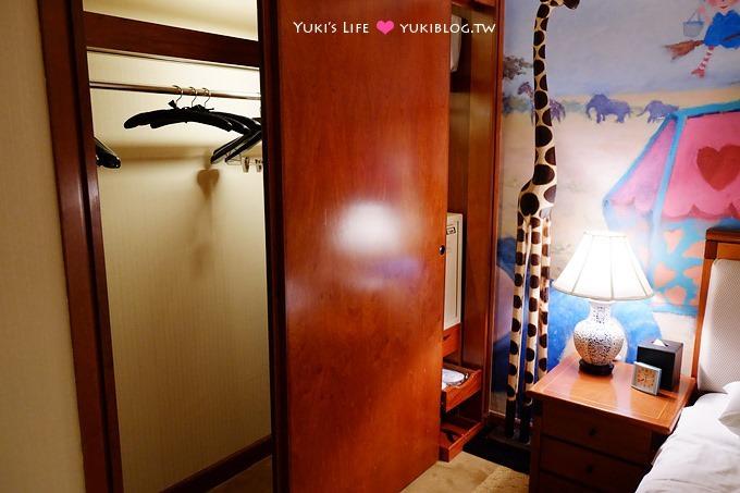 台中親子住宿【台中長榮桂冠酒店‧繪本房】帳棚是我的秘密基地‧從心開始富足 - yukiblog.tw
