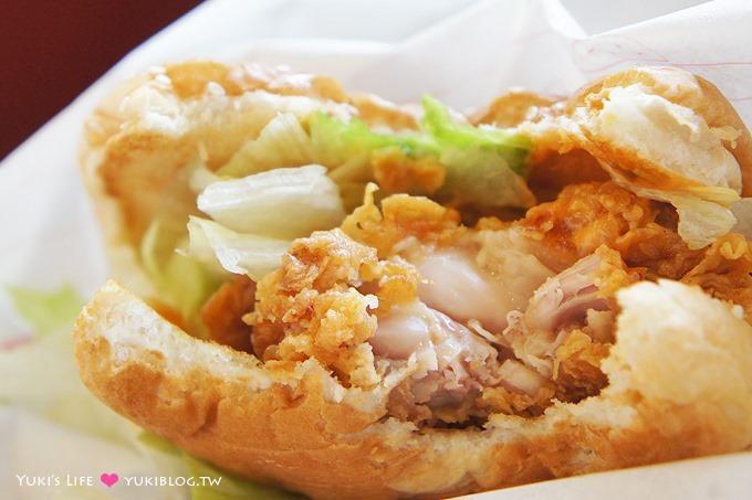 台南美食【丹丹漢堡】南部才有的中西式全天速食! 太特別了啦~~ - yukiblog.tw
