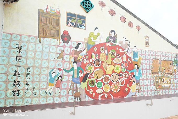 台北免費親子新景點【迪化207博物館】四層樓磨石子老屋展覽館×大稻埕迪化街散步文青日 - yukiblog.tw