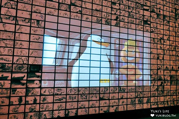 台北士林科教館展覽【夢工廠動畫特展】從草圖到銀幕×經典名作創作精華! - yukiblog.tw