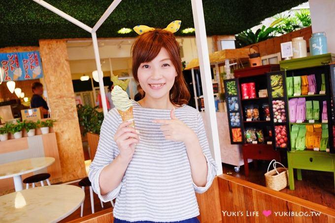 台北貓空美食【貓空茶屋】貓咪茶酥餅茶冰淇淋~共鐵觀音及包種茶兩種口味@動物園一日遊行程景點