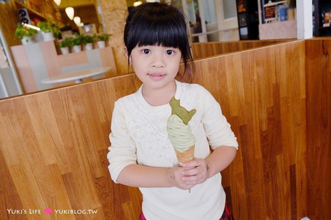台北貓空美食【貓空茶屋】貓咪茶酥餅茶冰淇淋~共鐵觀音及包種茶兩種口味@動物園一日遊行程景點 - yukiblog.tw